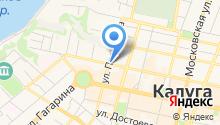 DoorHan-Калуга на карте