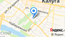 Адвокатский кабинет Холопова Е.А. на карте