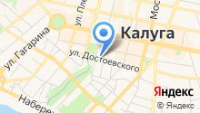 Kaluga-Poisk на карте