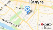 Агентство недвижимости Романа Майорова на карте
