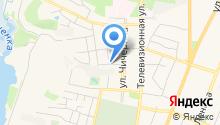 Геодезическая компания на карте