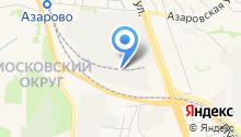 AVENTADOR на карте