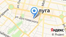 Юридическое бюро Ковалёв и партнёры на карте