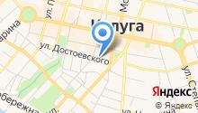 Адвокатский кабинет Козлова П.Л. на карте