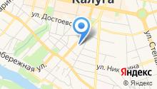 Адвокатский кабинет Носкова М.В. на карте