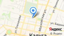 LS на карте