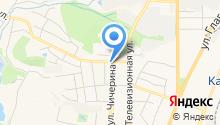 Калугаспецавтодор, МУП на карте
