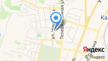 Partseasy на карте