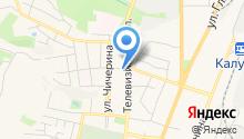 PIBON на карте