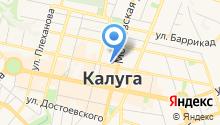 Янтарь-Мебель на карте