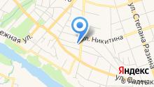 Консультант АВТО на карте