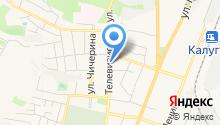 Sushi City на карте