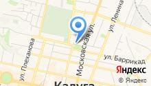 Салон швейных машин на карте