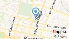 Титков М.А. на карте