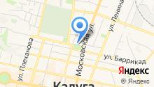 CINV на карте