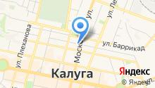 Golden City на карте
