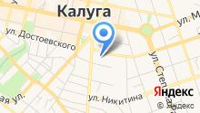 Юридическая фирма на карте