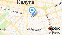 MERCI на карте