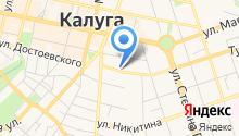 SENSI на карте