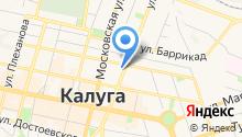 ON-LINE PRINT на карте