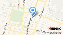 SneakerBRO на карте