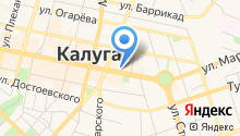 Lamoda на карте