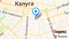 Агентство путешествий на карте