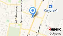 New school на карте
