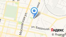 Московский Финансово-Юридический Университет на карте