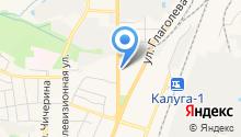 VAКалуга на карте