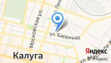 Русская Банька на карте