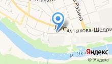 S-Стиль на карте