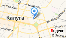 Taxi street на карте