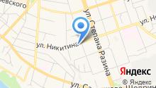 Академия Джедаев на карте