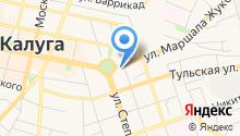А-студия на карте