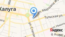 Тамерлан на карте