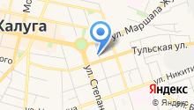Военторг Тамерлан на карте