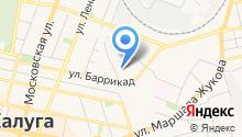 Авеста на карте
