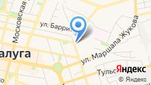 Автосказка на карте