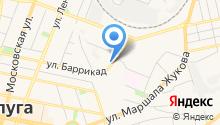АВТОЕВРОСТЕКЛО на карте