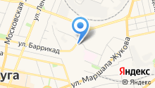 Авто-KV на карте