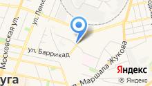 Autoshina40.ru на карте