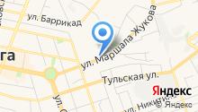 CENTER Кухни Калуга на карте