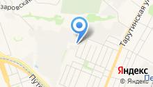 DS-CHIP на карте