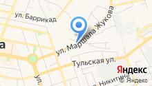 PANTHEON на карте