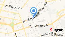АвтоКлондайк на карте