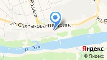SEOMolot на карте