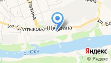 АВА Гидроком на карте