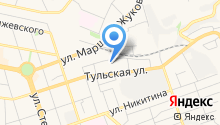 Rapido на карте