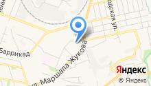 ЮТТиС на карте